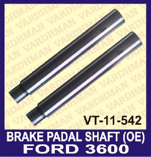 Ford Tractor Brake Padal Shaft