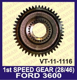 Ford Tractor First Speed Gear