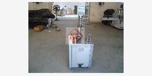 Semi Automatic Single Head Bottle Ropp Cap Sealing Machine