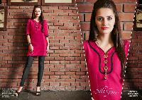 Mentos Cotton Silk Kurtis