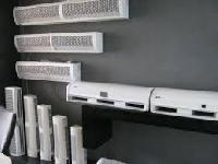 automatic air curtain
