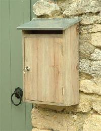 Wooden Letter Box