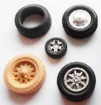 Mould Car Wheel