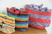 Recycled plastic bag