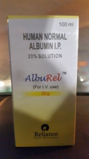 online human albumin injection