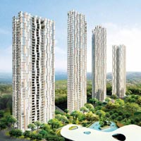 Urbana - Apartments In Kolkata\'s Tallest Towers At Ruby,..