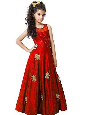 6f5a0dc0ee6c Girls Party Wear Frocks in Surat - Manufacturers and Suppliers India