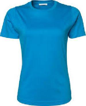 Ladies Interlock T-Shirts