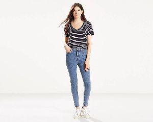 Ladies Super Skinny Jeans