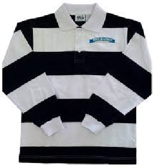 Mens Full Sleeves Polo T-Shirts