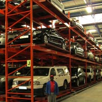 Automobile Storage Service