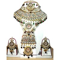 Indian Bridal Gold Plated Wedding Jewelry