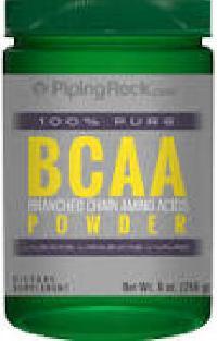 Bcaa Powder Branched Chain Amino Acids 9 Oz. Powder