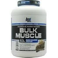 Bulk Muscle Protein Cookies