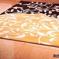 Carpet With Viscose