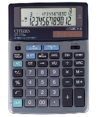 Citizen Basic Check Calculator Model : Ct-770ii