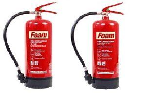 Foam Portable Fire Extinguisher