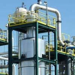 Lube Oil Refining Plant