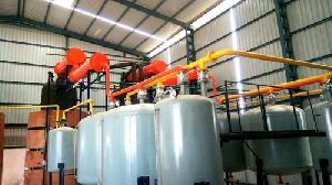 Waste Oil Refining Plant