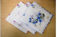 Cotton Ladies Handkerchief