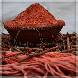 TURKEY RED NATURAL DYE