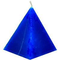Pyramid Plain Candle