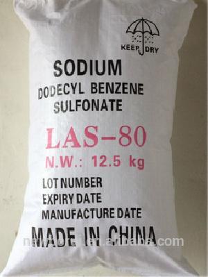 Sodium Dodecyl Benzene Sulphonate 80%