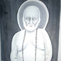 Swami Tailang Oil Canvas Paintings