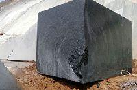 green granite slab