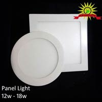 LED Panel Light 12W to 18W