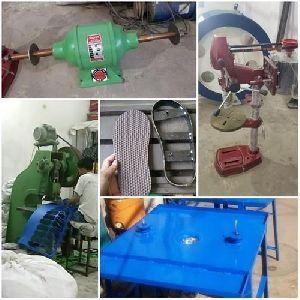 Power Press Slipper Making Machinery