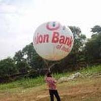 PVC advertising balloon