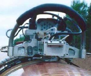 Automated Ultrasonic Testing