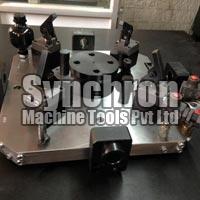 Hydraulic Boring Fixture