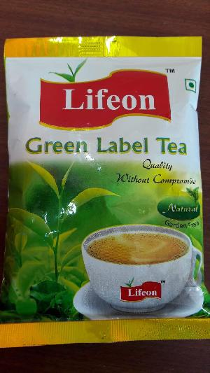 Life On Green Label Tea