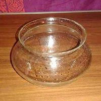 Clear Glass Decorative Bowls