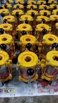 Manual Lubrication Systems