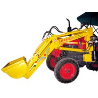 Mini Tractor Mounted Loader
