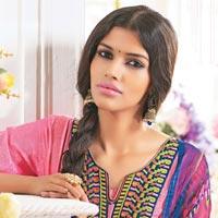 Fancy Resham Embroidered Dress