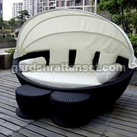 Outdoor Daybed Canopy
