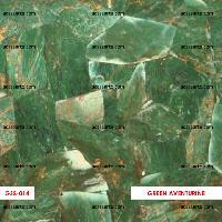 Green Aventurine Semi-Precious Gemstone Slabs