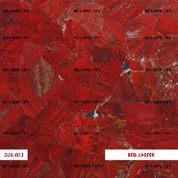 Red Jasper Semi-Precious Gemstone Slabs