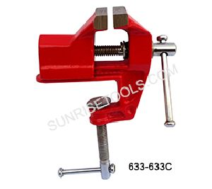 Table Vice Clamp Type Fixed Base