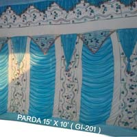 Wedding Wall Curtains