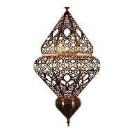 Carved Hanging Lantern