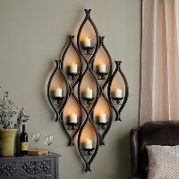 Wall Mounted Candle Stand