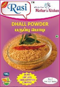 Dhal Rice Powder
