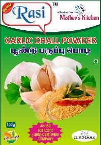 Garlic Dhall Rice Powder