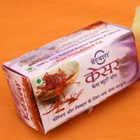 Gret Dhara Kesar face beauty soap