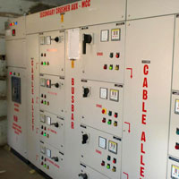 Electric Power Distribution Panels